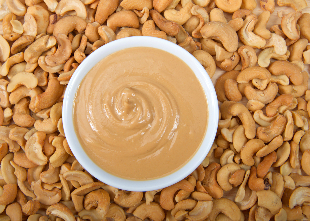 Cashew Butter and Cheese