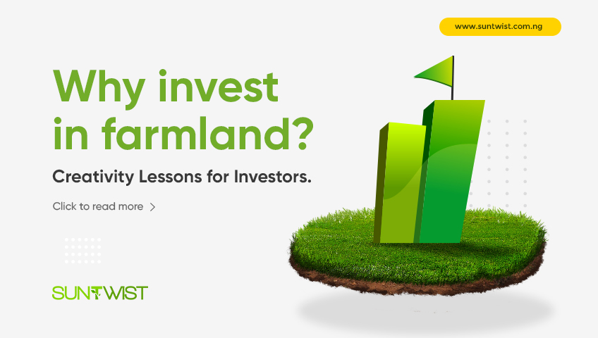 Why invest in farmland
