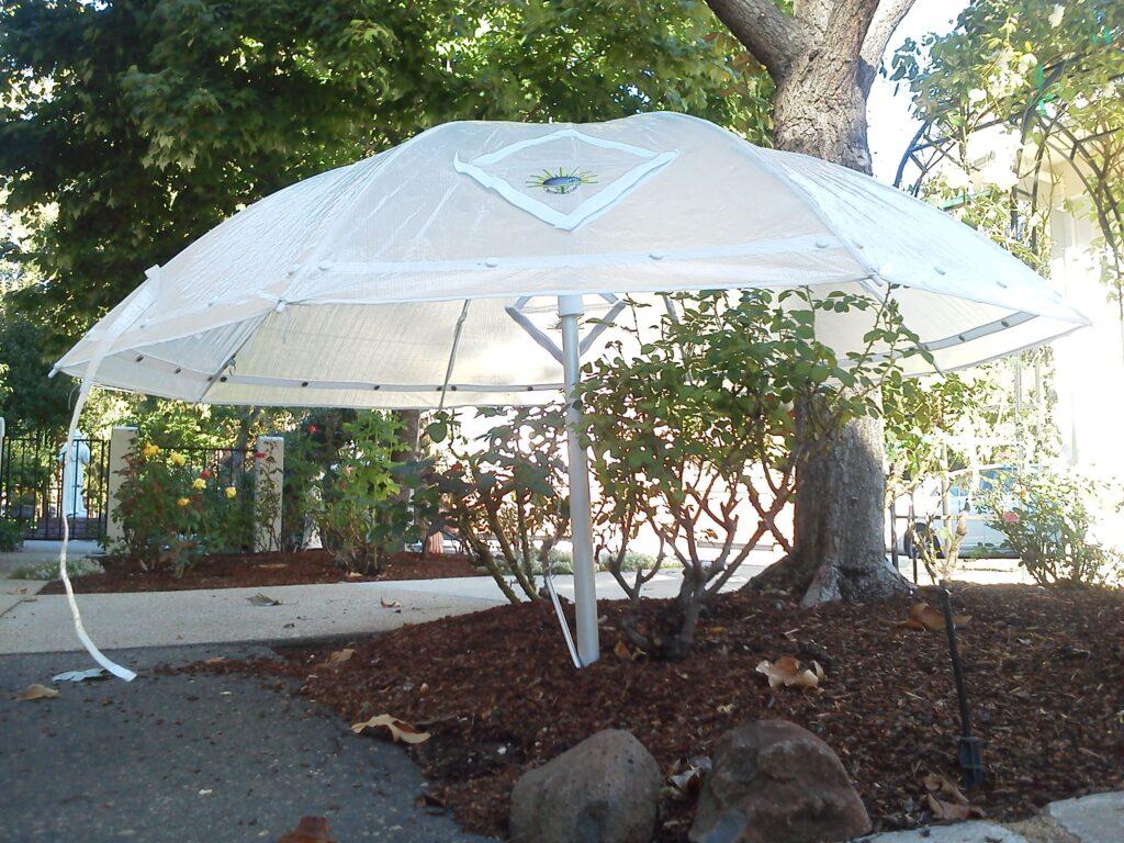 Croptop greenhouse